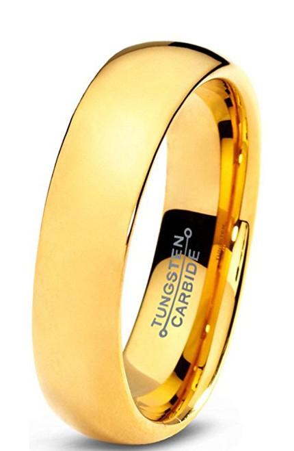 5mm - Unisex or Women's Wedding Band. Tungsten...