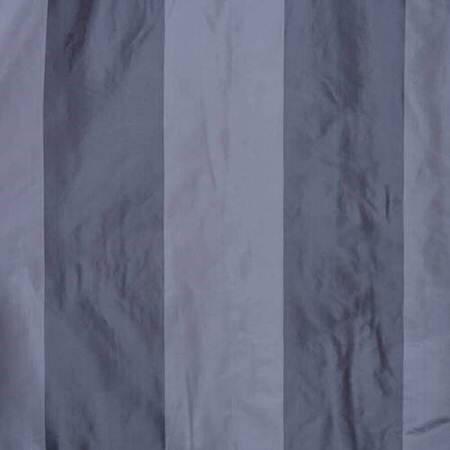Brighton Blue Silk Stripe Fabric