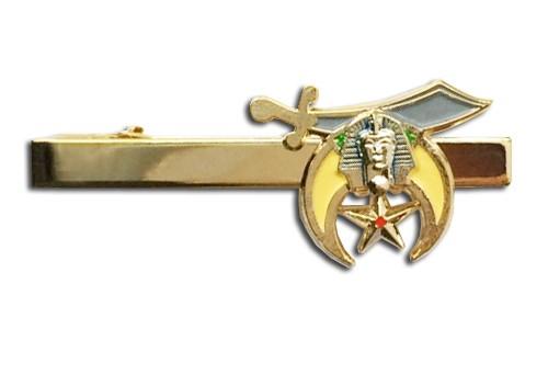 Masonic Shriner - Tie Bar / Tie Clip for Free Maso...