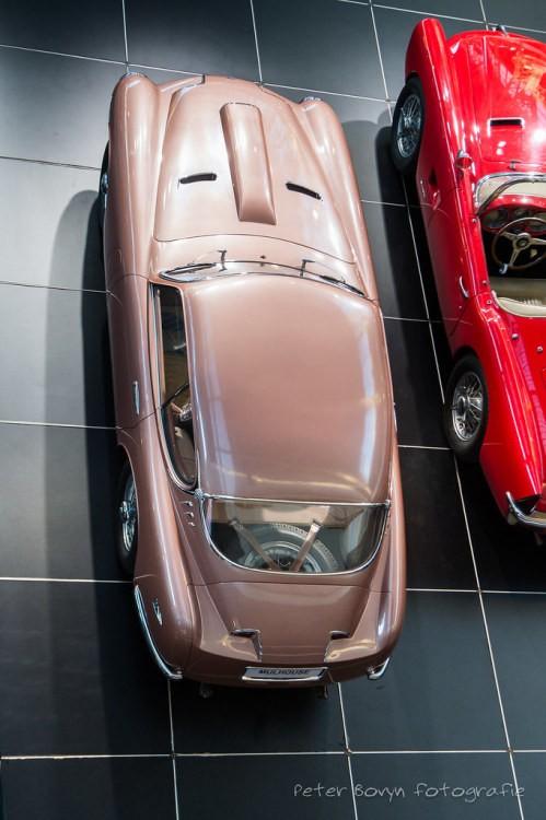 myfeedly: Pegaso Z-102 Berlinetta - 1954 by Perico...
