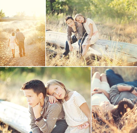 Sibling Session by Photography by Meg  ::  Inspire...