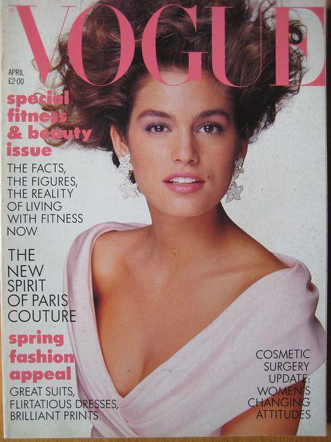 80s & 90s Vogue