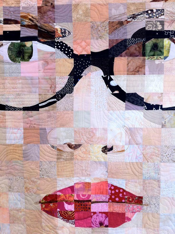 Inspiring Quilters : Sandra Bruce