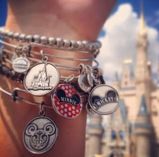 New Disney Alex and Ani Bangle Bracelets ~ Disney...
