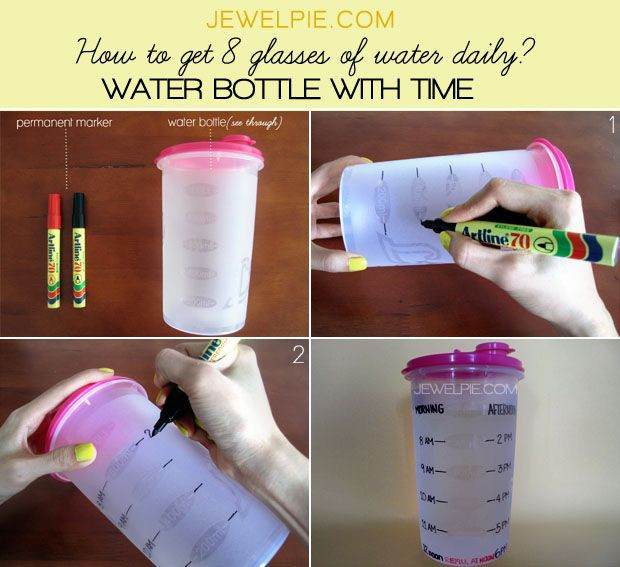 Water Bottle Tip // Hydrate, hydrate, hydrate your...