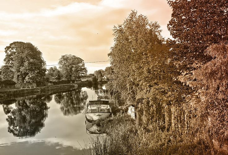 On The River In Athy 2 Photograph