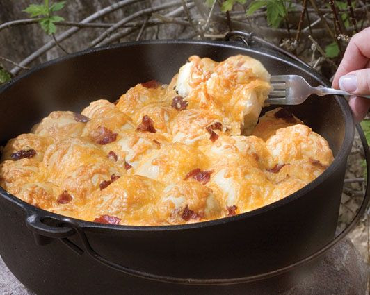 Camping Recipes. This is a GOLDMINE of camping rec...