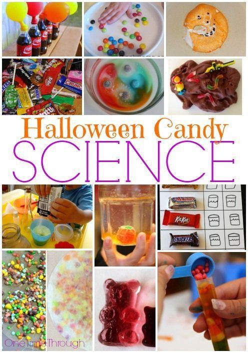 40 Fun Halloween Candy Activities for Kids - OneTi...