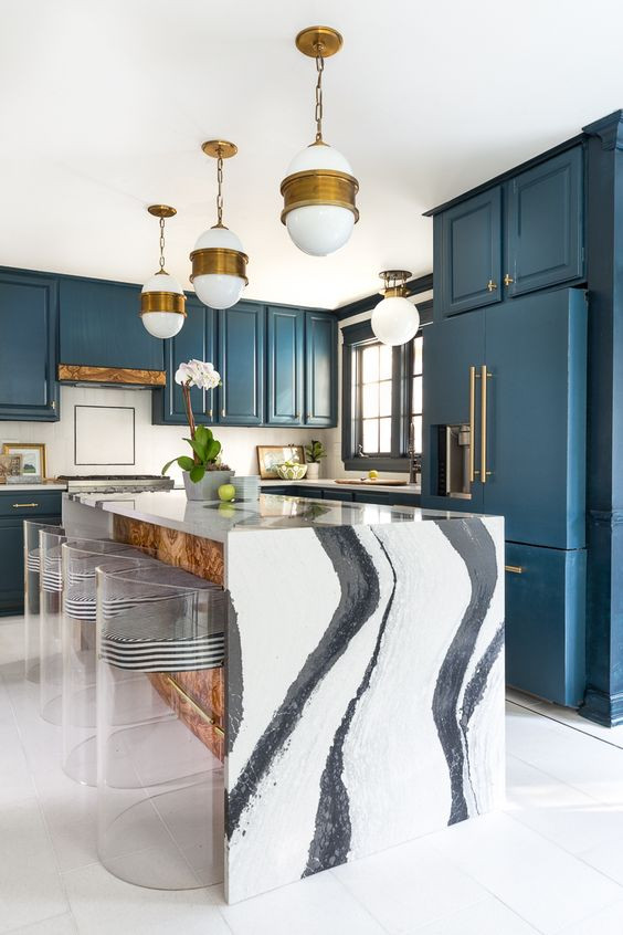25 Statement Kitchen Countertops