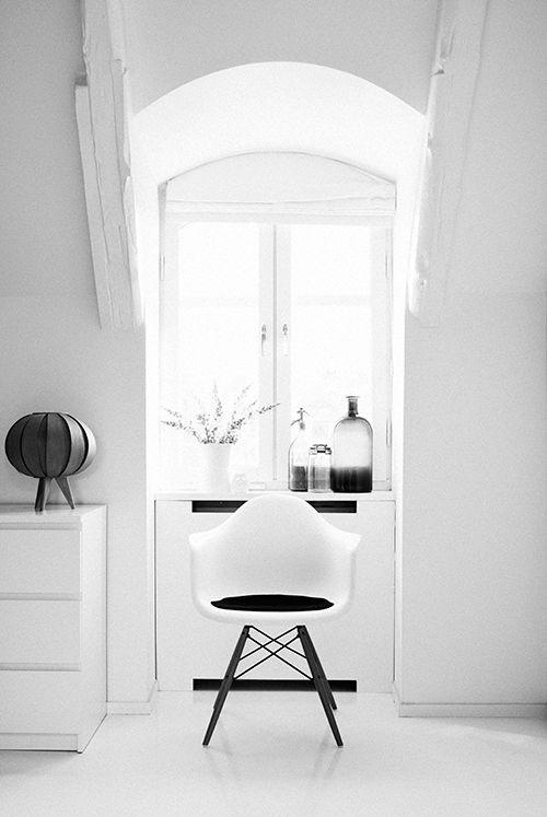Noir et blanc : 15 idées déco pour un look scandin...