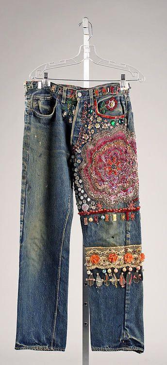 Jeans | American | The Met