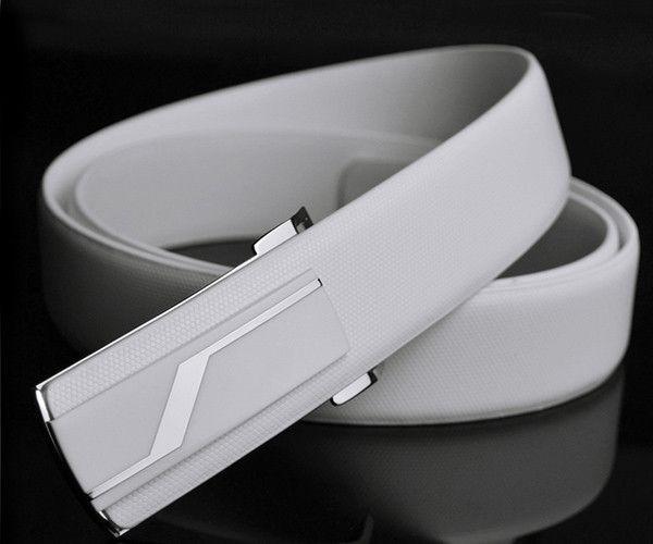 Futuristic Leather Belt
