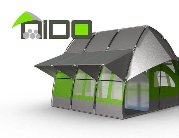 Portable shelter designs to provide instant refuge...