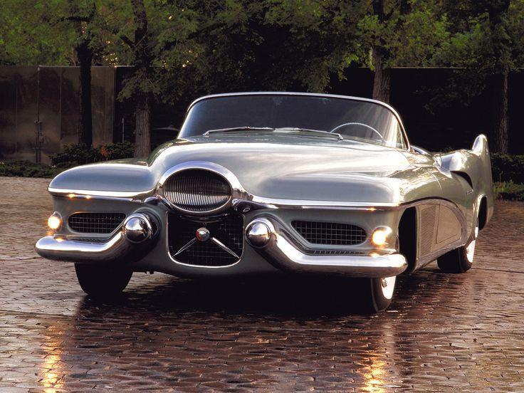 Buick Le Sabre concept car - super sweet ride, too...