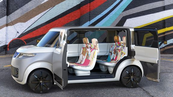 Nissan's 'Teatro for Dayz' concept is essentially...