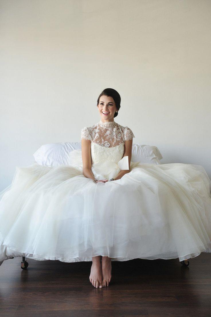 Bridal Ballet Inspiration Shoot from Attention 2 D...