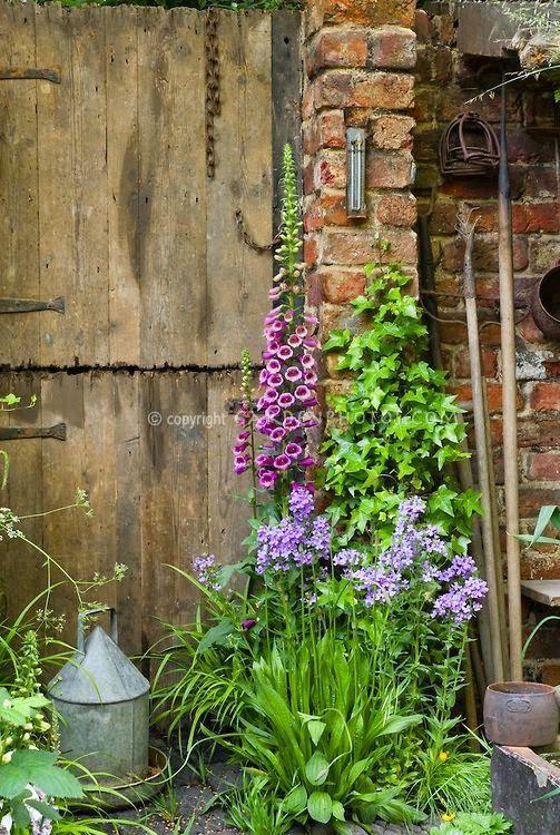 HOME & GARDEN: 40 inspirations pour un jardin angl...