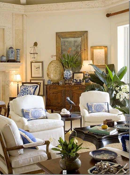 TG interiors... Something about this I love. Cream...