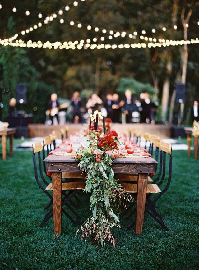 Inspire Wedding | Autumn | Warm colored, fall colo...