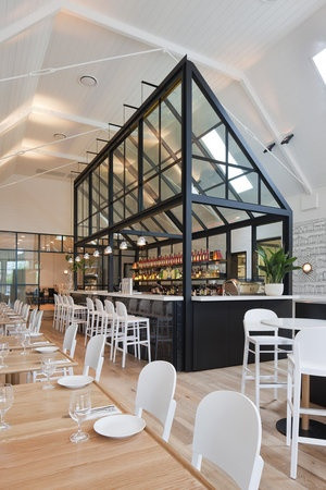 Big congratulations to The Old Library restaurant...