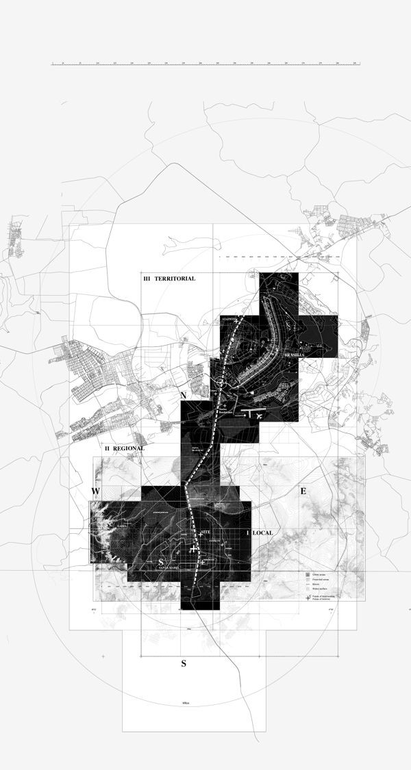 Urban satellite