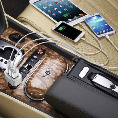 Deal: FosPower 3-port USB Car Charger - $10.50