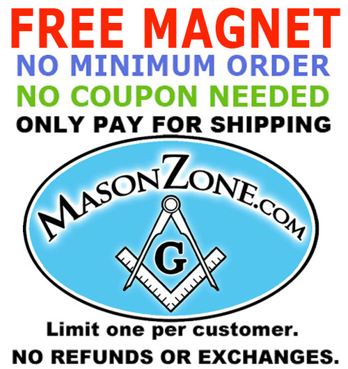 1 FREE Magnet - Just pay for shipping - No Minimum...