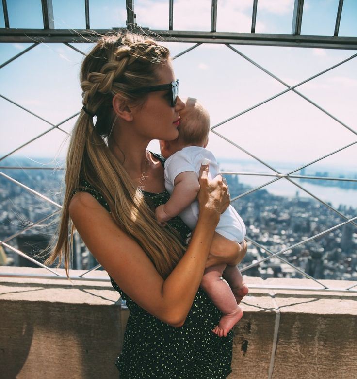 Empire State Building - Barefoot Blonde by Amber F...