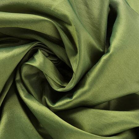 Fern Faux Silk Taffeta Fabric