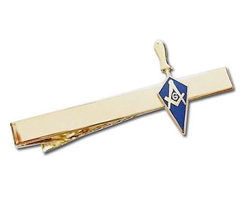 Masonic Regalia - Masonic Lodge Blue Trowel Tie Cl...