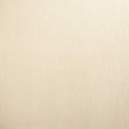 Blanc White Cotton Silk Fabric
