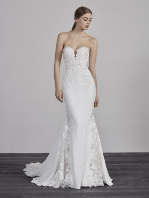 Pronovias Epico | Essense Of Australia | Flares Br...