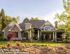 House plan 16862wg built in tennessee as designed around for 3000 sq ft gym layout